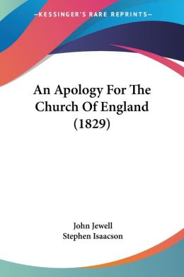 Apology for the Church of England