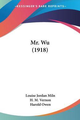Mr. Wu (1918)