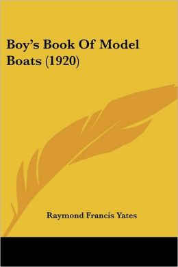 Boy's Book of Model Boats