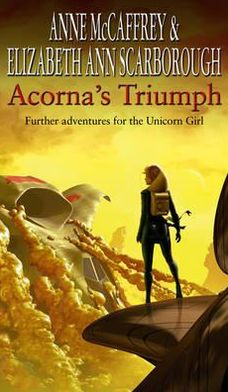 Acorna's Triumph. Anne McCaffrey and Elizabeth Ann Scarborough