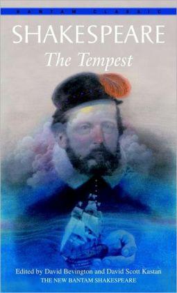 The Tempest (Bantam Classic)
