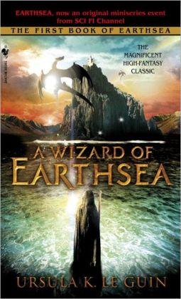 A Wizard of Earthsea (Earthsea Series #1)