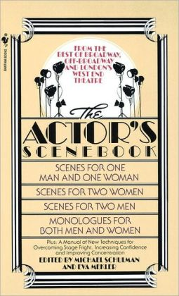 The Actor's Scenebook: Scenes and Monologues from Contemporary Plays