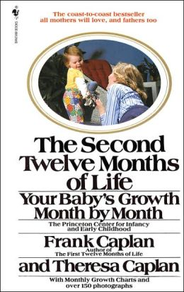 The Second Twelve Months Of Life: Your Baby's Growth Month By Month