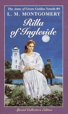 Rilla of Ingleside (Anne of Green Gables Series #8)