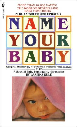 Name Your Baby