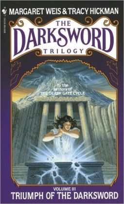 Triumph of the Darksword (Darksword #3)