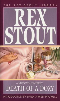 Death of a Doxy (Nero Wolfe Series)