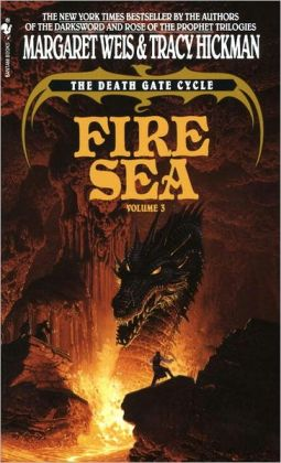Fire Sea (Death Gate Cycle #3)