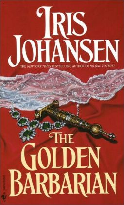 The Golden Barbarian (Sedikhan Series)