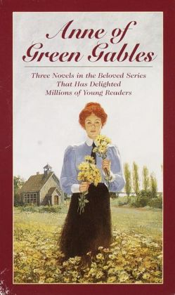 Anne of Green Gables, 3-Book Box Set, Volume I (Anne of Avonlea/Anne of the Island/Anne of Green Gables)