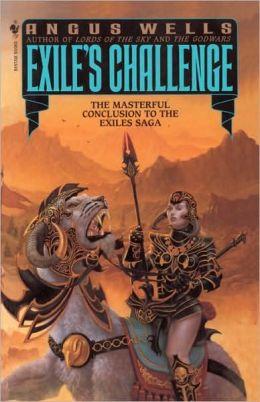 Exile's Challenge (Exile's Saga #2)