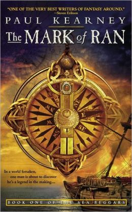 The Mark of Ran (Sea Beggers Series #1)