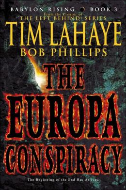The Europa Conspiracy (Babylon Rising Series #3)