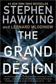 Book Cover Image. Title: The Grand Design, Author: Stephen Hawking