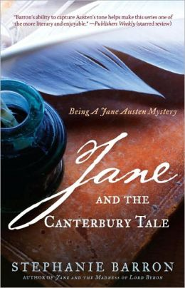 Jane and the Canterbury Tale (Jane Austen Series #11)