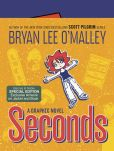 Book Cover Image. Title: Seconds (B&N Exclusive Edition), Author: Bryan Lee O'Malley