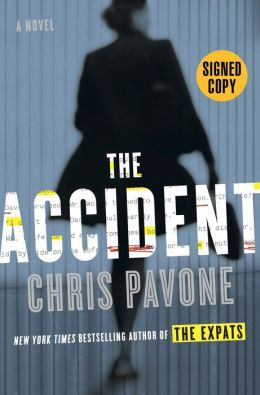 Accident (Signed Book)