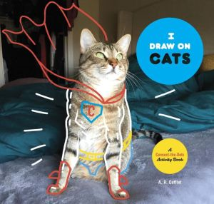 I Draw on Cats: A Connect-the-Dots Activity Book