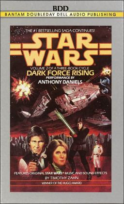 Star Wars Thrawn Trilogy #2: Dark Force Rising