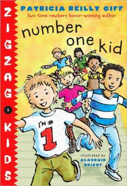 Number One Kid (Zigzag Kids Series #1)