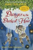 Book Cover Image. Title: Magic Tree House Super Edition #1:  Danger in the Darkest Hour, Author: Mary Pope Osborne