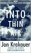 Into Thin Air: A Personal Account of the Mount Everest Disaster (6 Cassettes)