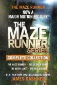 Book Cover Image. Title: The Maze Runner Series Complete Collection (Maze Runner), Author: James Dashner