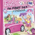 Book Cover Image. Title: The First Day of School (Barbie), Author: Mary Man-Kong