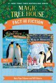 Book Cover Image. Title: Magic Tree House Fact & Fiction:  Penguins, Author: Mary Pope Osborne