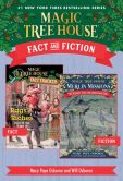 Book Cover Image. Title: Magic Tree House Fact & Fiction:  Charles Dickens, Author: Mary Pope Osborne