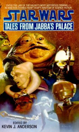 Star Wars Tales from Jabba's Palace