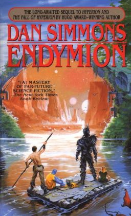 Endymion (Hyperion Series #3)