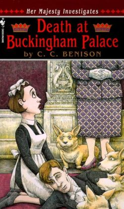 Death at Buckingham Palace (Her Majesty Investigates Series #1)