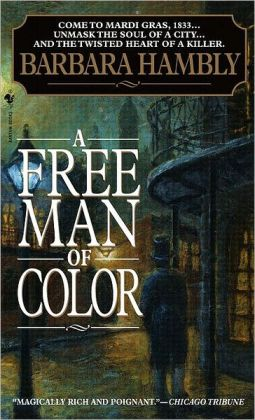A Free Man of Color (Benjamin January Series #1)