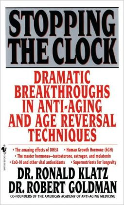 Stopping the Clock: Dramatic Breakthroughs in Anti-Aging and Age Reversal Techniques