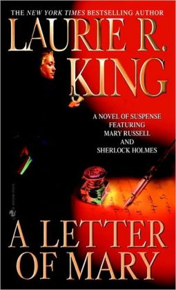 A Letter of Mary (Mary Russell and Sherlock Holmes Series #3)