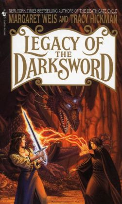 Legacy of the Darksword (Darksword #4)