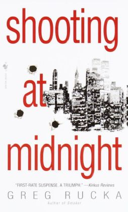Shooting at Midnight (Atticus Kodiak Series #4)