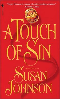 A Touch of Sin (St. John-Duras Series #4)