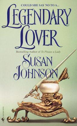 Legendary Lover (St. John-Duras Series #5)
