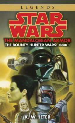 Star Wars The Bounty Hunter Wars #1: The Mandalorian Armor
