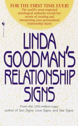Linda Goodman's Relationship Signs