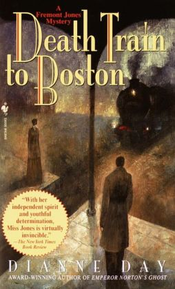 Death Train to Boston (Fremont Jones Series #5)