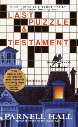 Last Puzzle and Testament (Puzzle Lady Series #2)