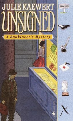 Unsigned (Booklover's Mystery Series #5)