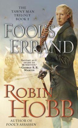 Fool's Errand (Tawny Man Series #1)
