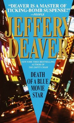 Death of a Blue Movie Star (Rune Series #2)