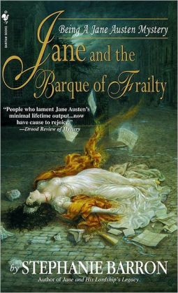 Jane and the Barque of Frailty (Jane Austen Series #9)