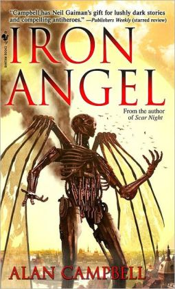 Iron Angel: The Deepgate Codex